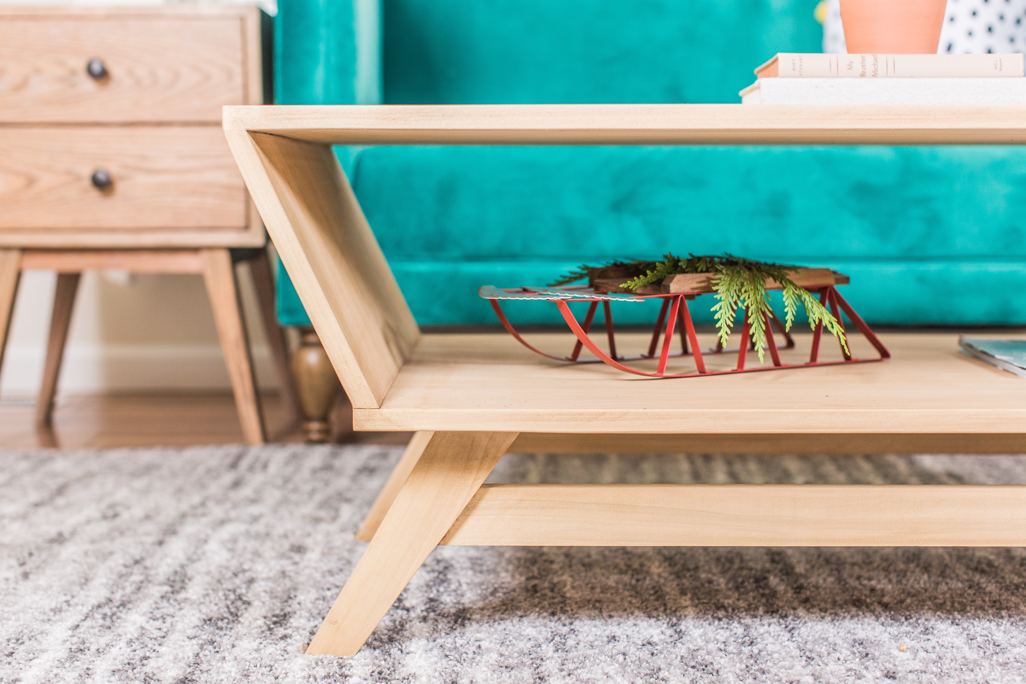 Mid Century Modern Coffee Table Build Your Own Coffee Table