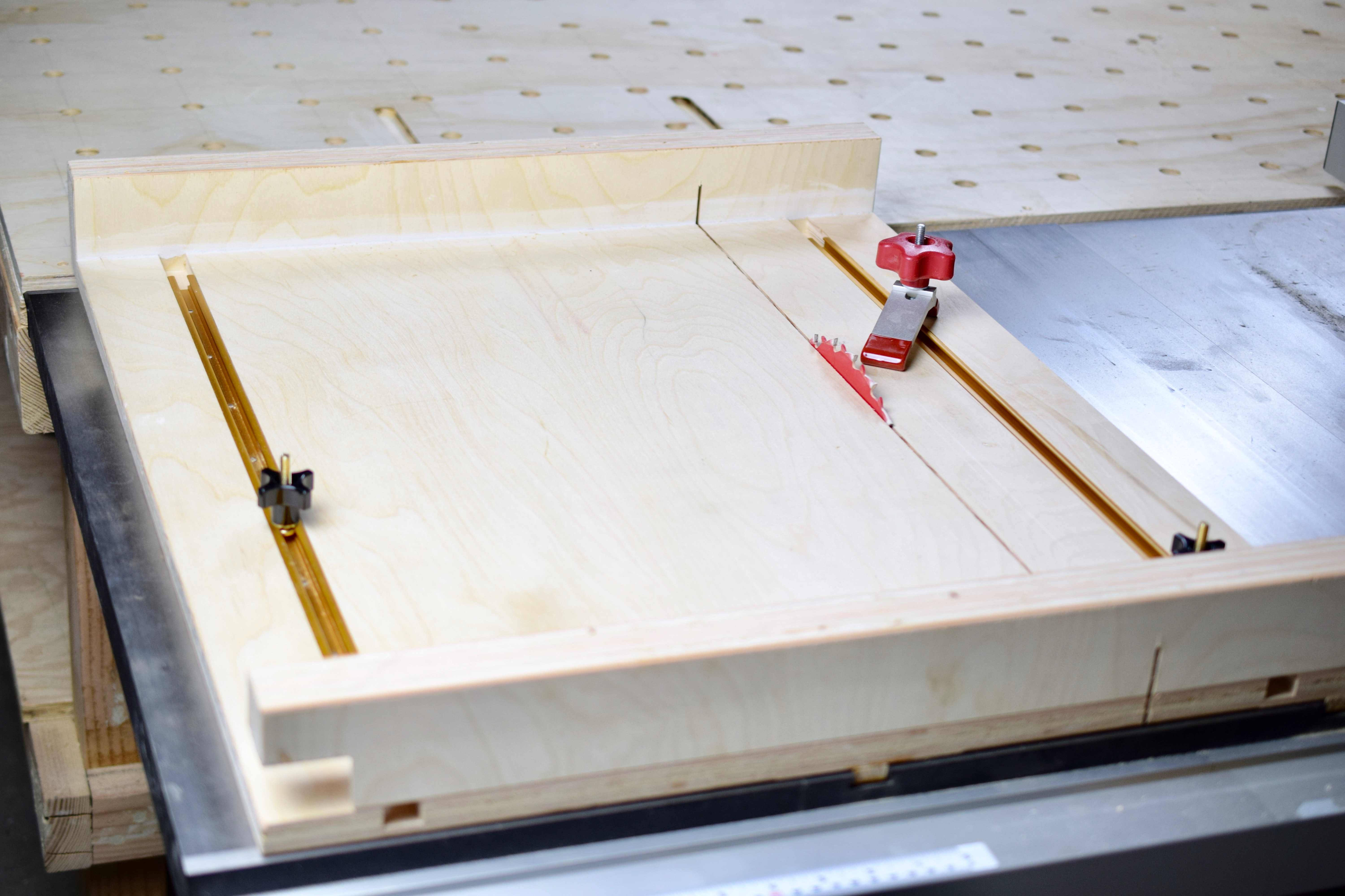 Table Saw Crosscut Sled Make A Crosscut Sled For Your